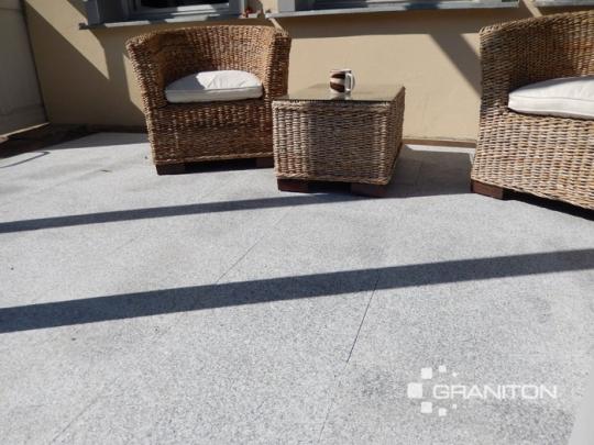 Płytki Granitowe Padang Cristal G603 60x40x2cm Płomieniowane